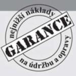 garance nejnižší náklady
